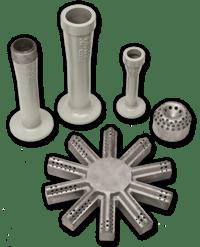 Premix Tips with High Capacity Mixers