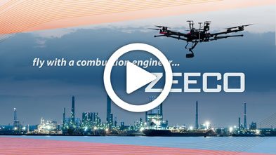 Drone_Unmanned Aircraft Systems_Aerial Inspections for Flare Stacks by Combustion Engineers and Licensed UFAA Drone Pilots_Zeeco
