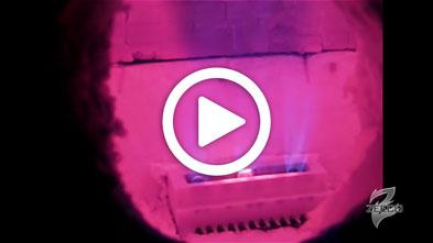 Firing Ultra-Low-NOx Emissions Furnace Burner_ZEECO FREE JET Burner