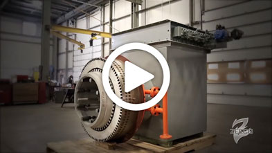 Boiler Burner 360 Degree View_ZEECO FREE JET