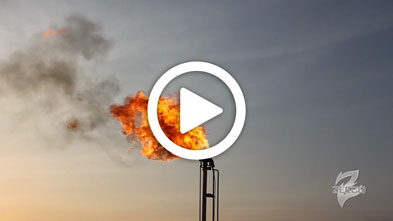 Flare Stack Smokeless Technology Demonstration MJAG-3D-15