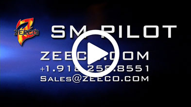 Pilot for Process Furnace Burner Firing Under Water_ZEECO SM Pilot