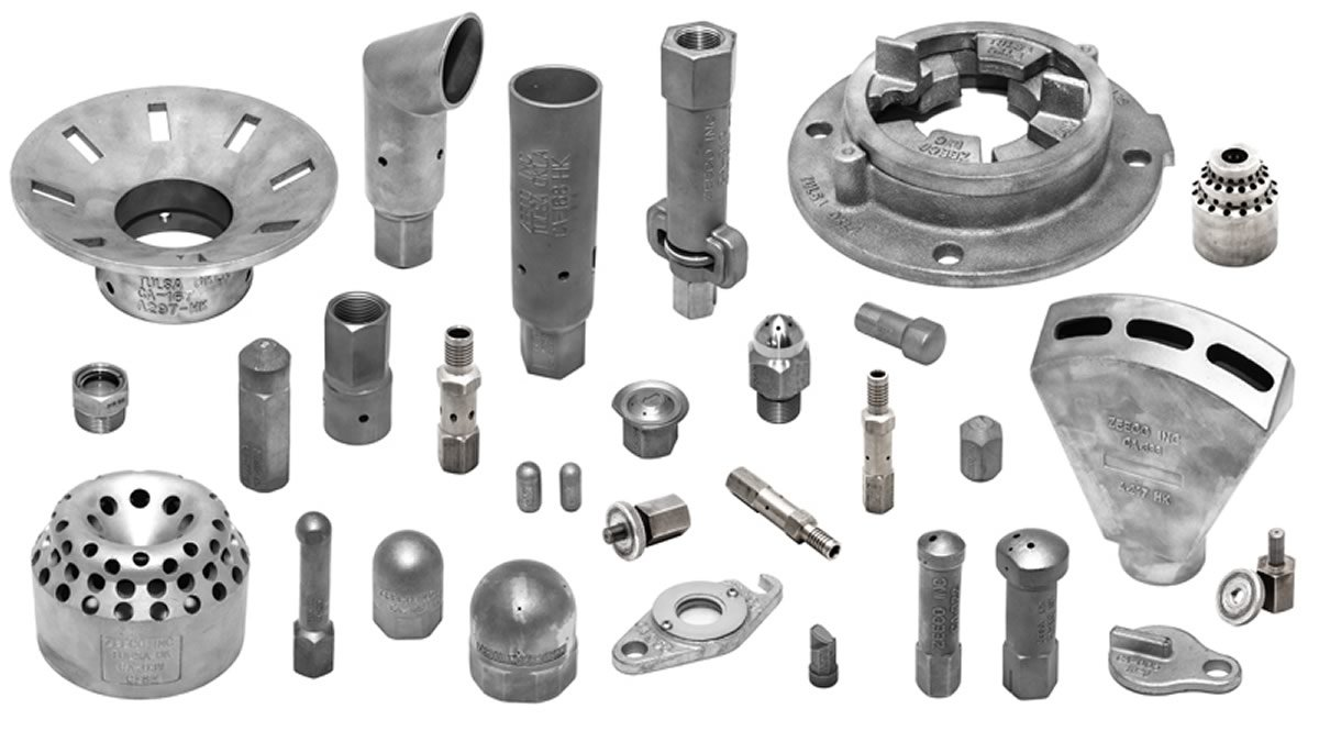 Burner Replacement Parts Process