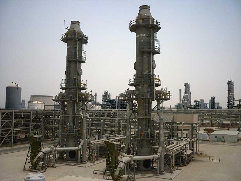 Nitrogen Bearing Waste Thermal Oxidizer