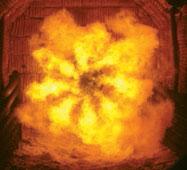 Zeeco GB Conventional Emissions Boiler Burner