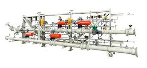 Fuel Metering Rack