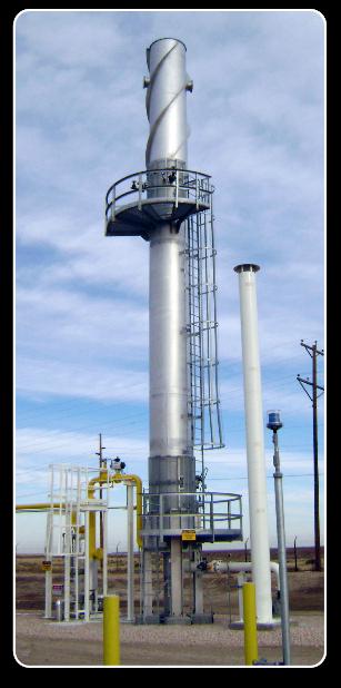 Zeeco Thermal Oxidizer/Incinerator Rentals