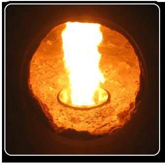 AK Low Emissions Round Flame Burner