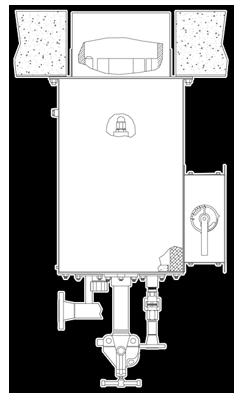 FK Low Emissions Flat Combination Flame Burner