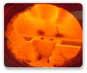 GLSF Free-Jet Flat Flame Gas Burner