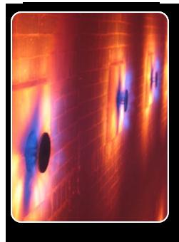 RWFD Forced Draft Radiant Wall Burner