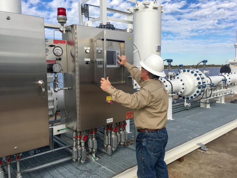 Zeeco Vapor Control Maintenance and Services