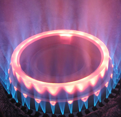CLSF Free-Jet Round Flame Combination Burner (cl sf)
