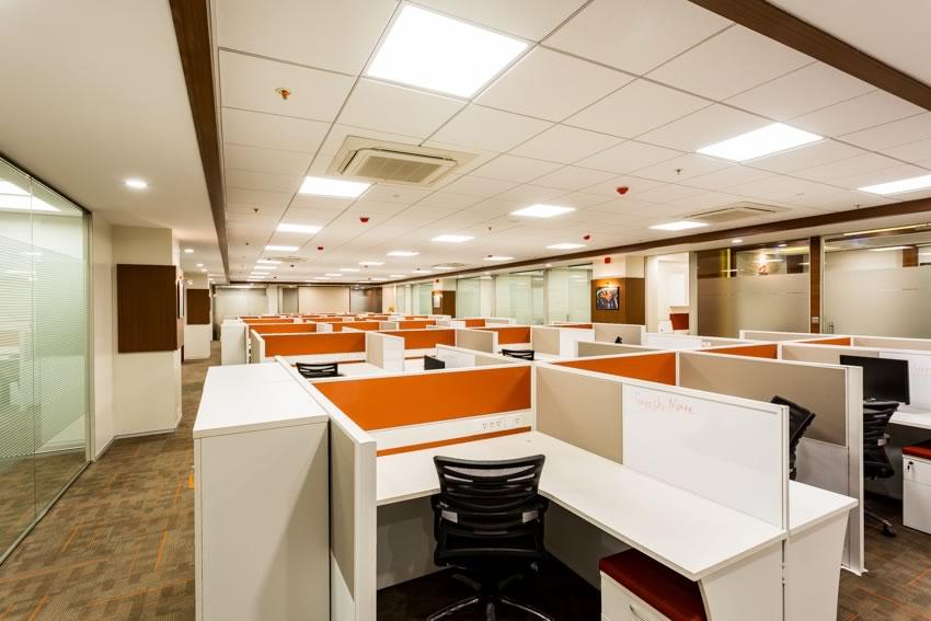 Zeeco India Interior Workspace
