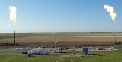Zeeco Flare Pipeline Blowdown