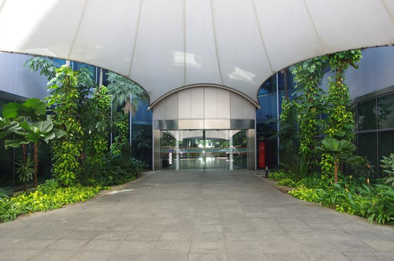 Zeeco SE Asia Front Entrance