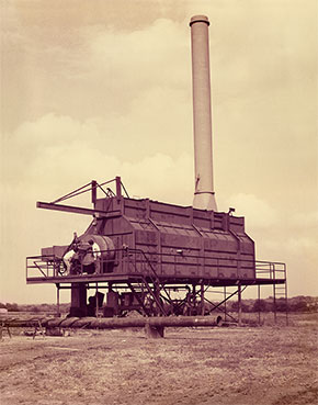 Zeeco test furnace